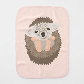 O ouriço do pigmeu é TÃO bonito! Paninhos Para Bebês
