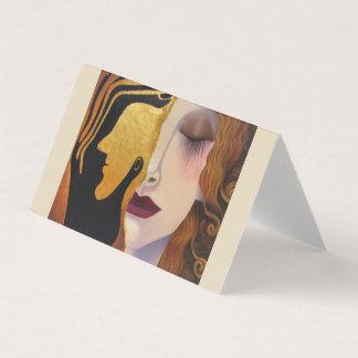 O ouro do tolo - cartão dobrado por Casey Wang