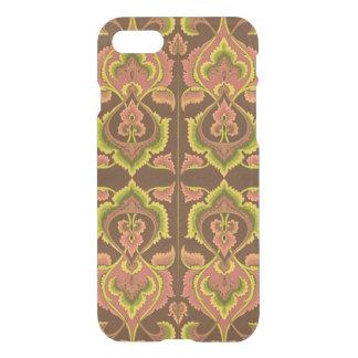 O outono exótico do vintage colore o amarelo verde capa iPhone 7