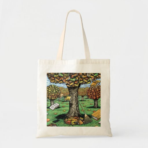 O outono registra a sacola bolsa