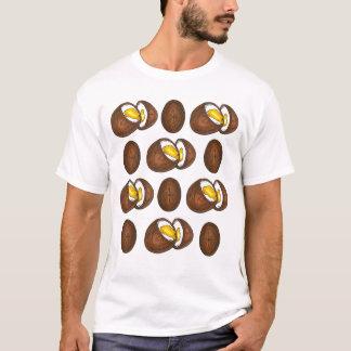O ovo de creme do chocolate Eggs o T dos doces do Camiseta