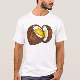 O ovo de creme do creme do chocolate Eggs o T dos Camiseta