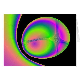 O ovo universal cartao