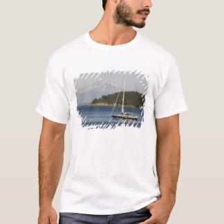 O padeiro da montagem domina a paisagem 2 camiseta