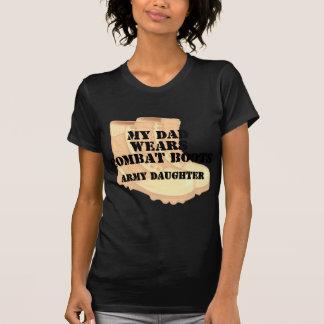 O pai da filha do exército veste DCB.png T-shirts