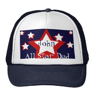 O pai de All Star Boné-Personaliza Boné