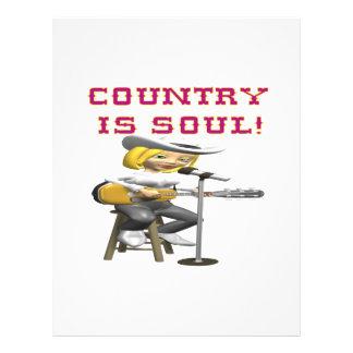 O país é alma panfleto