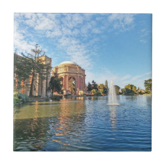 O palácio das belas artes Califórnia