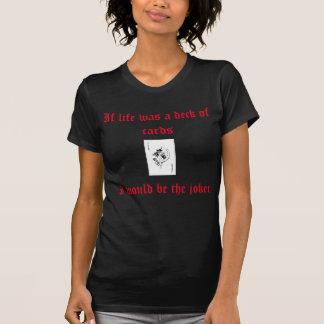 O palhaço camiseta