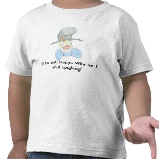 O palhaço da família camiseta