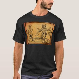 O palhaço favorito de Shakespeare t-shirt de Kempe Camiseta