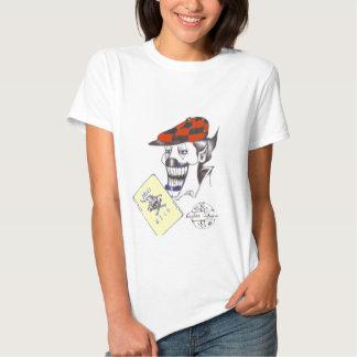 O palhaço t-shirt