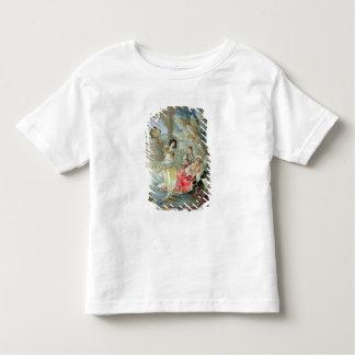 O pandeiro (w/c no papel) camiseta