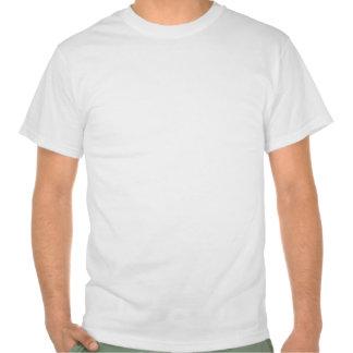 O papai noel é asiático t-shirt