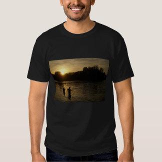 O paraíso do pescador camiseta