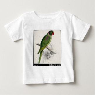 O Parakeet encapuçado de Edward Lear T-shirt