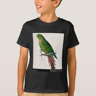 O Parakeet róseo de Edward Lear Camiseta