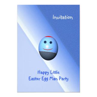 O partido da criança (texto da mudança) convite 12.7 x 17.78cm