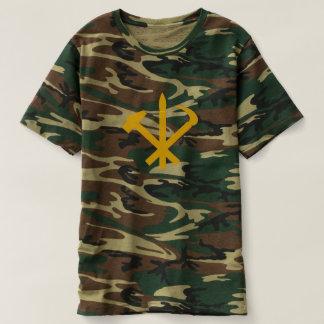 O partido de trabalhadores coreano - comunista de camiseta