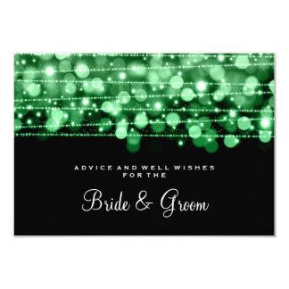 O partido do cartão do conselho do casamento convite 8.89 x 12.7cm