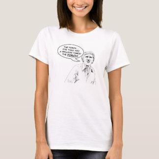 """O patamar!"" A camisa das mulheres"
