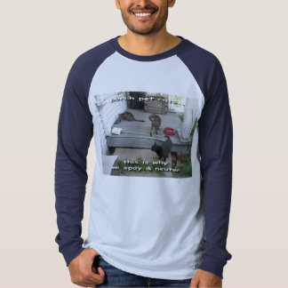 O patamar pets o t-shirt clássico