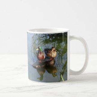 O pato selvagem Ducks a caneca #2