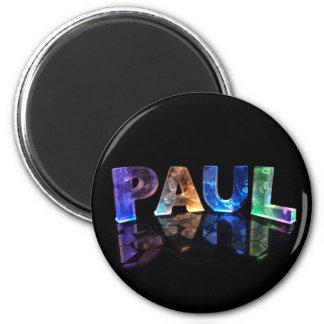 O Paul conhecido em 3D ilumina-se (a fotografia) Imas