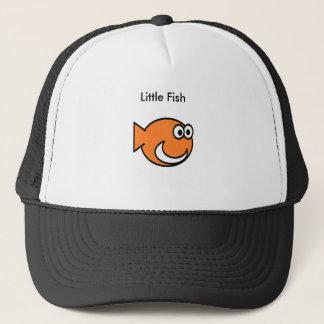 O peixe Flopping projeta o ™ Boné