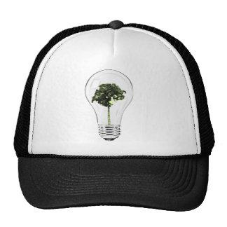 O pense verde pensa Smart Boné