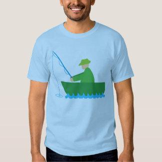 O pescador camiseta