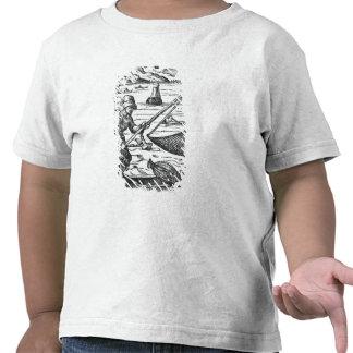 O pescador t-shirts