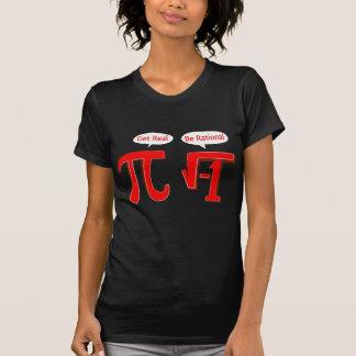 o pi seja racional t-shirts