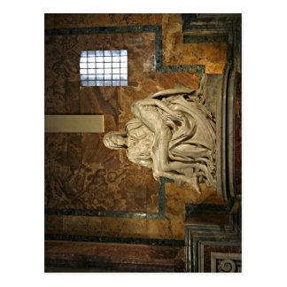 O Piet de Michelangelo da descrição sumária? Peter Cartão Postal