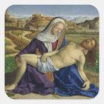 O Pieta, c.1505 (óleo no painel) (restor 1996 do c Adesivos