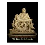 O Pieta de Michelangelo ' Cartões Postais