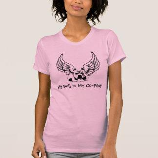 O pitbull é minhas mulheres à moda da camisa do t-shirts