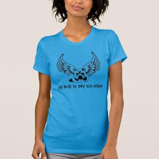 O pitbull é minhas mulheres à moda da camisa do tshirts