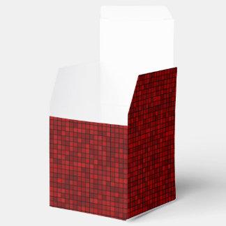 O pixel vermelho remove a caixa do favor