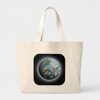 O planeta bolsa de lona