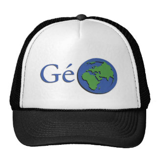 o planeta terra - geografia boné