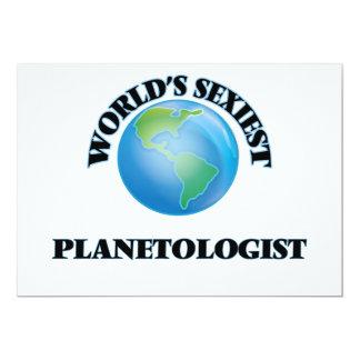 """O Planetologist o mais """"sexy"""" do mundo Convites"""