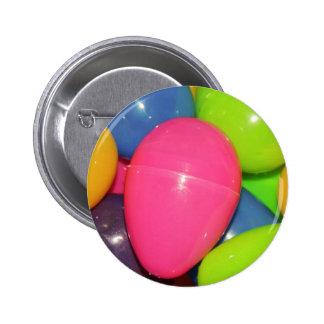 O plástico Eggs o botão Bóton Redondo 5.08cm