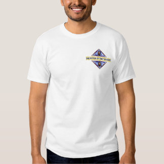 O poder do pensamento tshirts