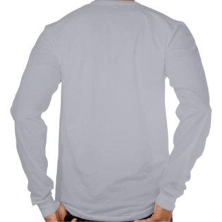 O poderoso troveja a montagem Gravatt T-shirt
