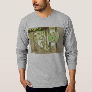 O poderoso troveja a montagem Gravatt Camiseta