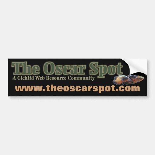 O ponto de Oscar Adesivos