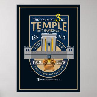 ó Poster do templo
