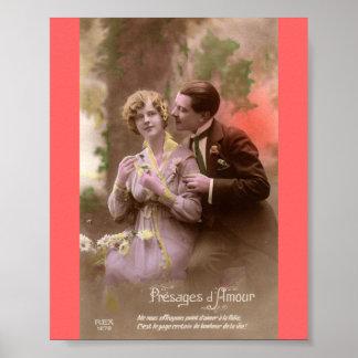O poster dos namorados