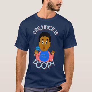 O preconceito é camisa de Poopy